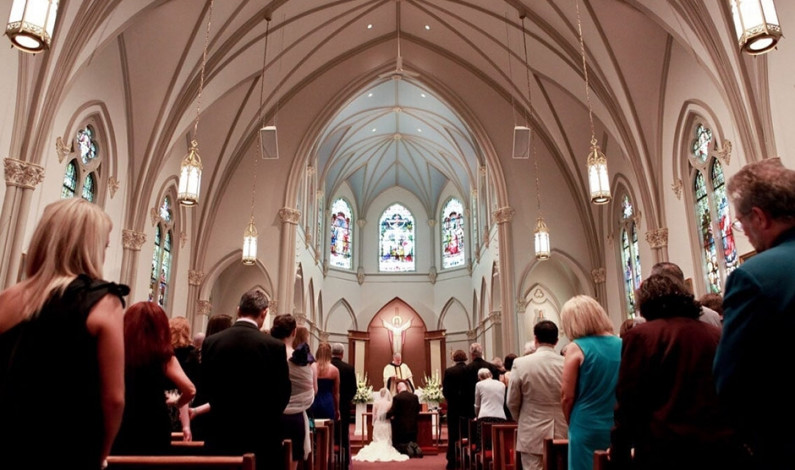 Looking forward to wedding season at Duquesne's chapel