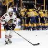 Stanley Cup Playoffs open with mayhem