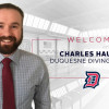 Hauser hired to take over Duquesne diving program
