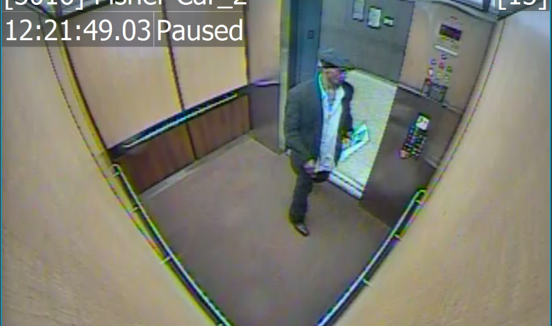 UPDATED: Suspect of May 24 theft from Fisher Hall caught