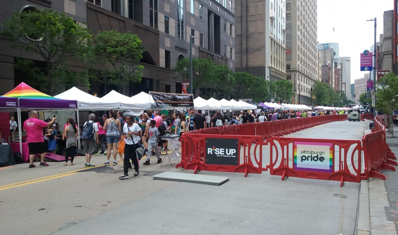 Pittsburgh Pride attracts advocates of LGBT support, visibility