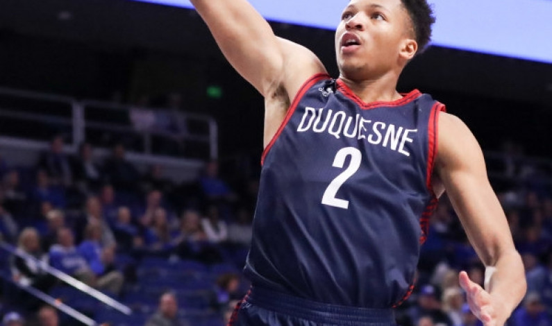 Understanding Duquesne MBB's weak non-conference slate