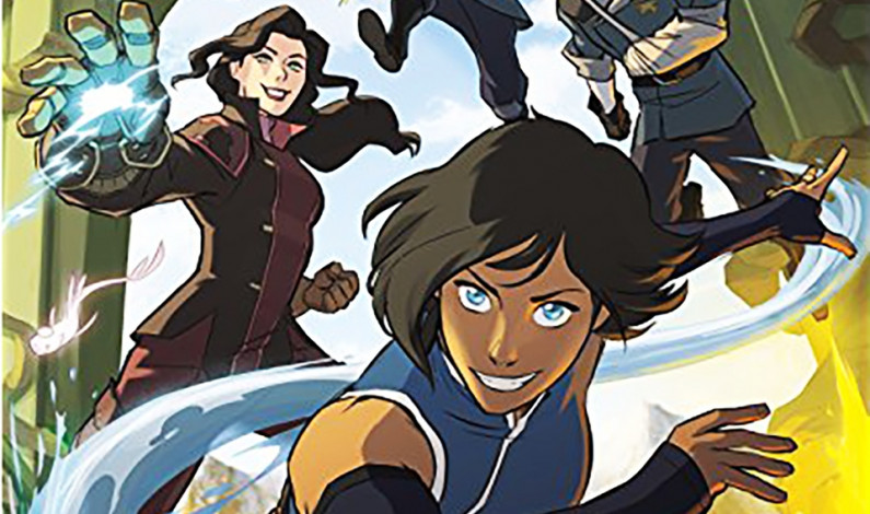 'Legend of Korra' returns in comic continuation