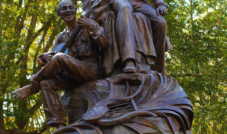 Oakland's Stephen Foster statue causes controversy