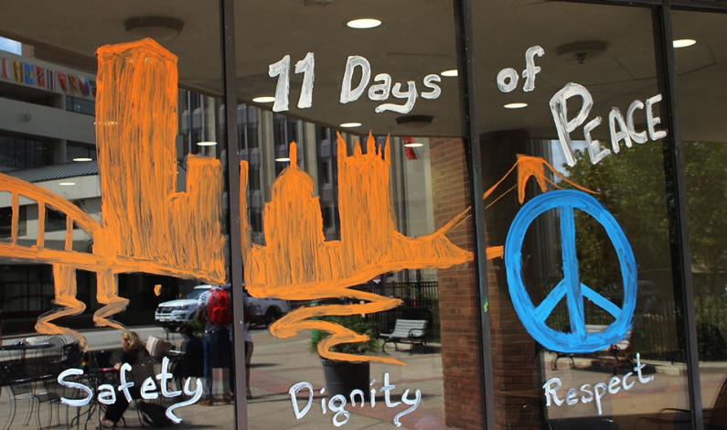 Campus Ministry celebrates peace with an 11 day event