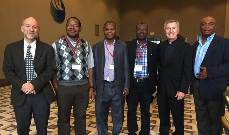 Duquesne hosts visiting scholars from African schools
