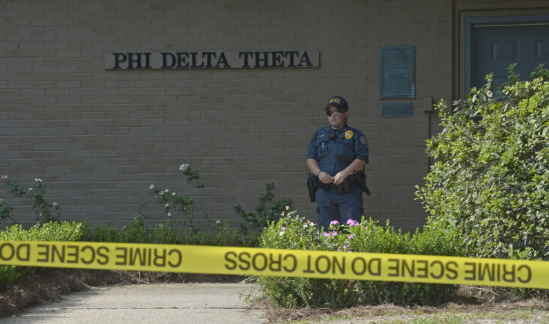 Freshman death during hazing ritual raises concerns