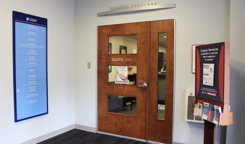 Career Services gets new office and new location