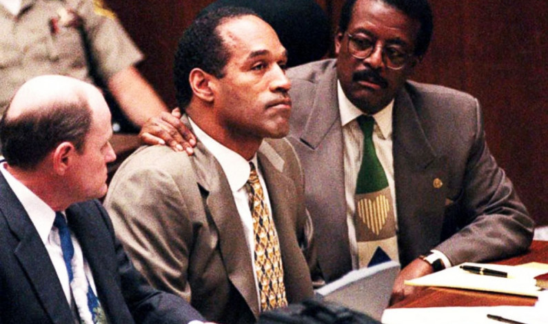 O.J. Simpson arrested for murder of wife Nicole