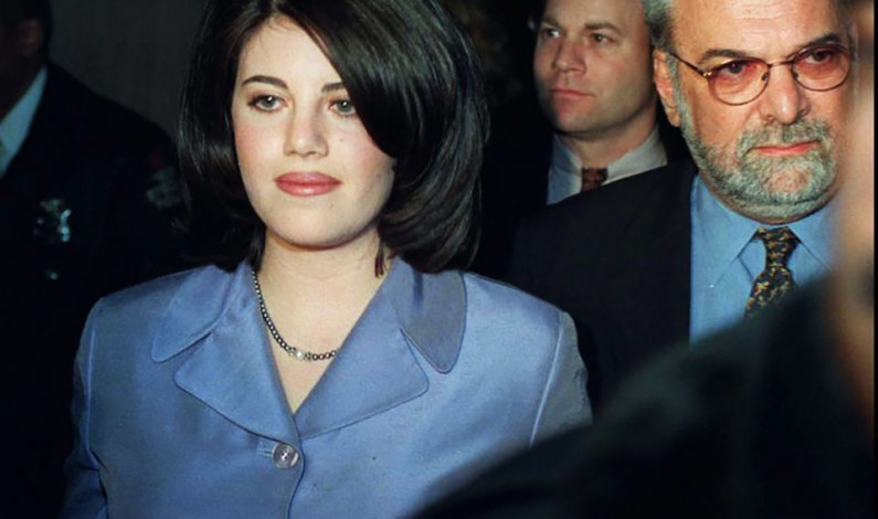 Monica Lewinsky wrongfully humiliated after scandal