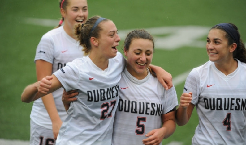 Duquesne women's soccer caps another successful season