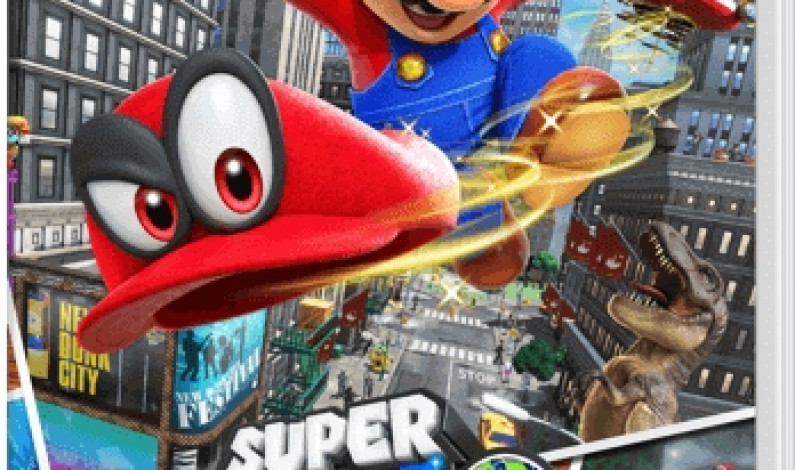 'Super Mario Odyssey' forges a new path for tired series