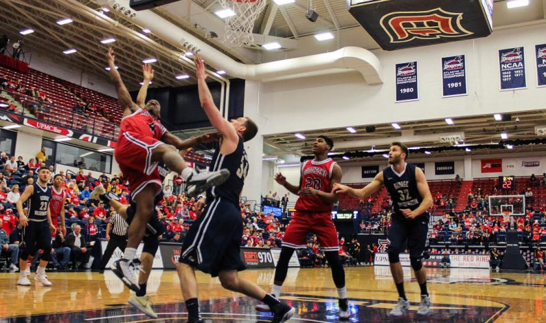 Castro-Caneddy set on succeeding in final year at Duquesne