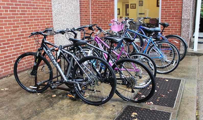 Biking commuters brace for harsh weather arrival