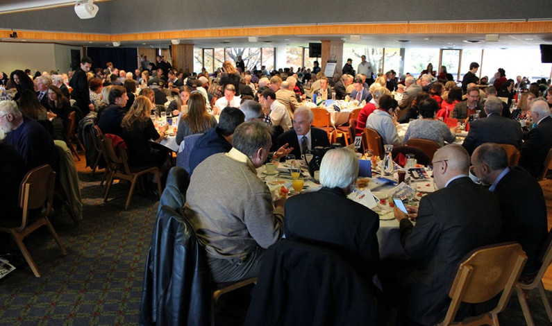 Duquesne hosts state's biggest veterans breakfast