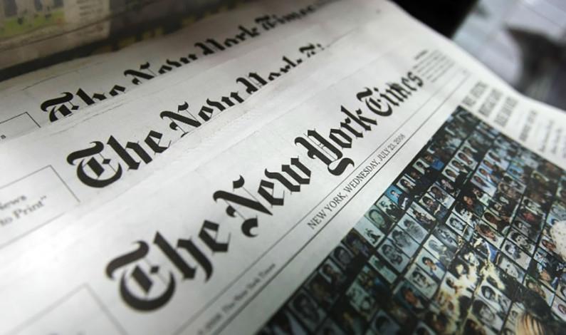 New York Times article seemingly humanizes Nazi