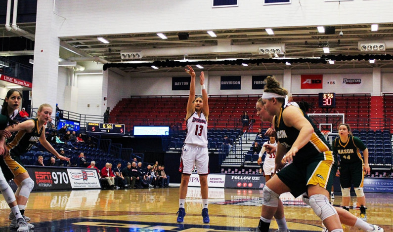Vojinovic finds home away from home at Duquesne