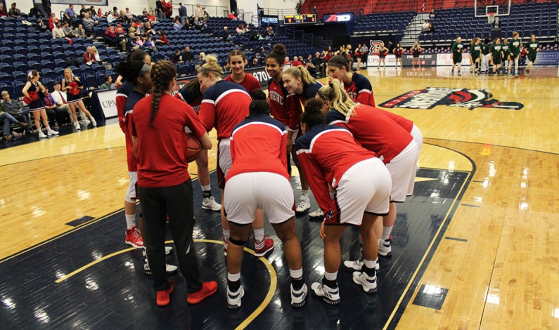 Primed for success, WBB aiming for A-10 title