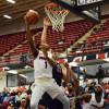 Men's basketball team falls in OT to Richmond