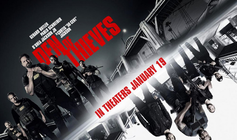 'Den of Thieves's' plot keeps watchers enticed