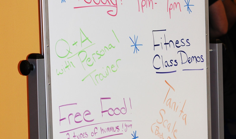 Founder's Week celebrates school's past and students' wellbeing