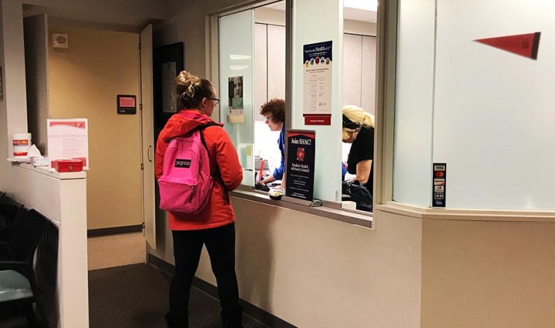 Dangerous flu sweeps country, campus