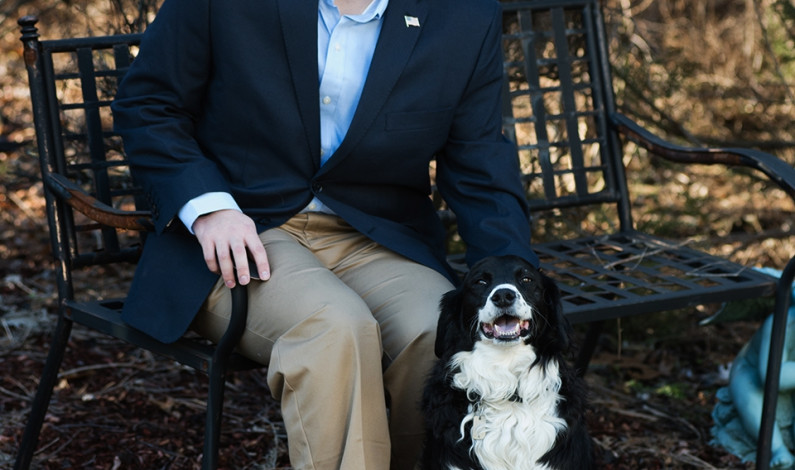 Pitt student running for local state representative seat