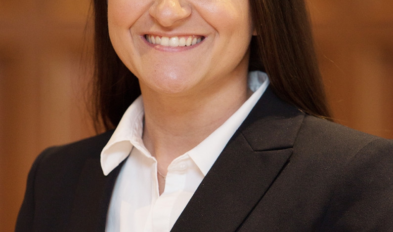 Duquesne law student to join Navy's JAG Corps