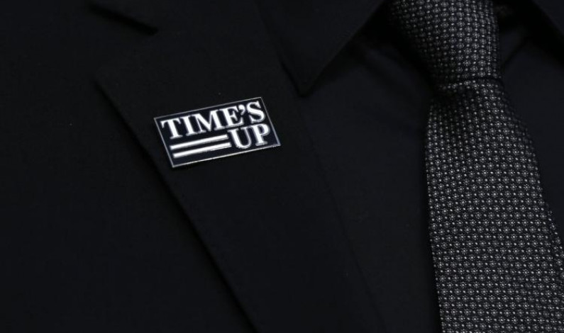 Time's Up powerful first step for sexual assault victims