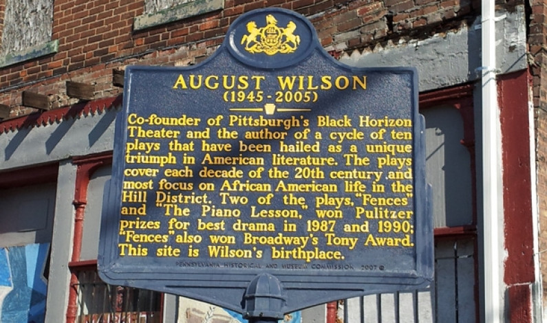New fellowship created in the spirit of August Wilson