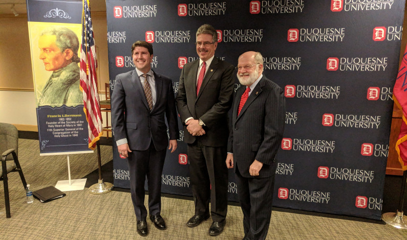 Duquesne announces Dausey as new provost