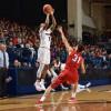 Dukes fall to Davidson, drop sixth straight