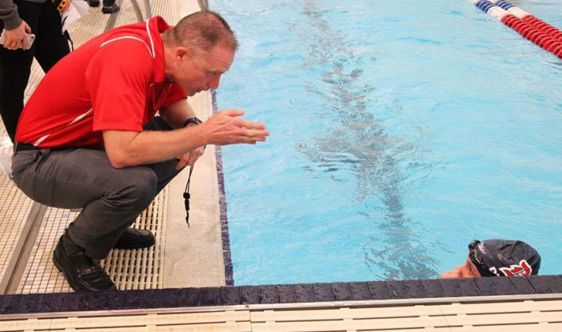 Swim coach Sheets gratified by first championship