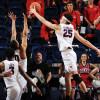 Men's basketball team tops Saint Louis at home