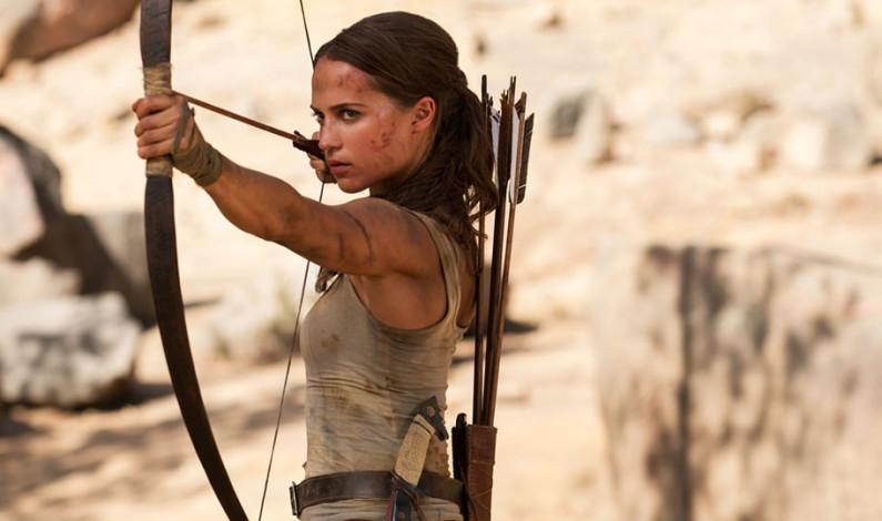 <em>Tomb Raider</em> mediocre, but visually pleasing