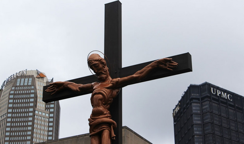 A look into the meaning of Duquesne's crucifixes