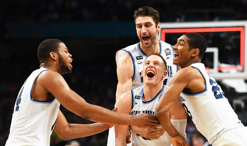 Mighty Villanova claims second title in three seasons