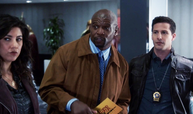 <em>Brooklyn Nine-Nine</em> still an unlikely social pioneer