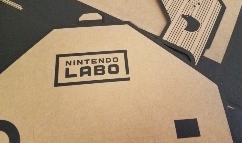 Nintendo Labo proves fun and innovative, but not flawless