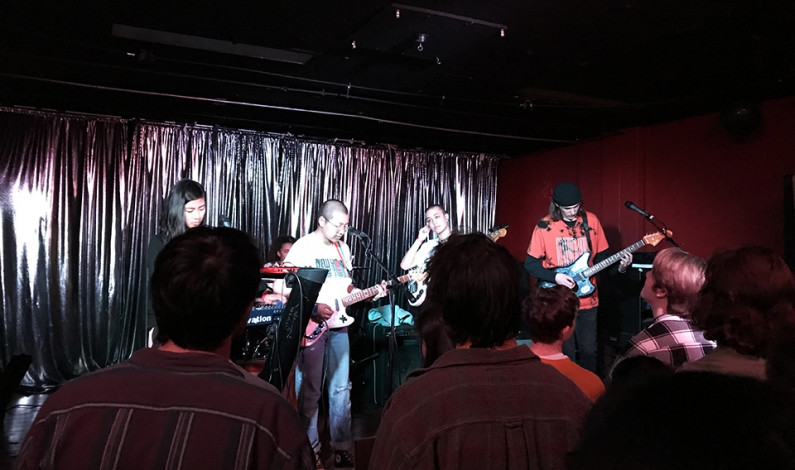 Cattivo bar proves perfect for lo-fi genre bands