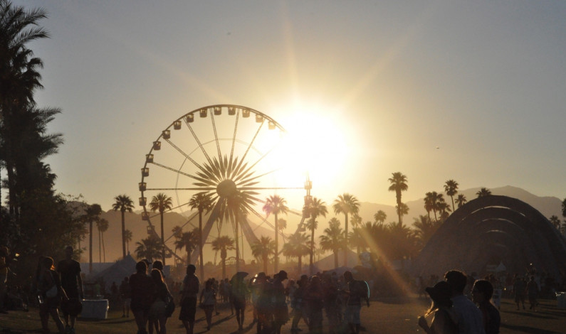 Coachella festival funds bigoted organizations