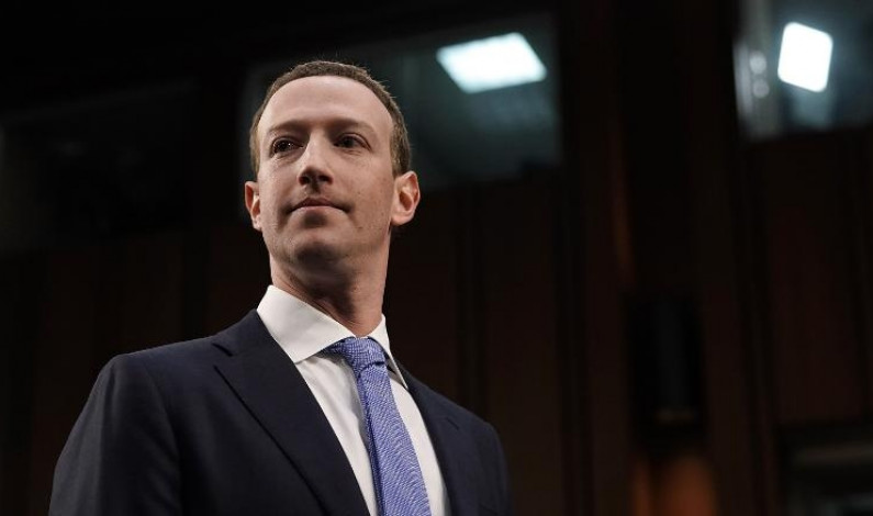 Facebook's founder Zuck struggles before Congress