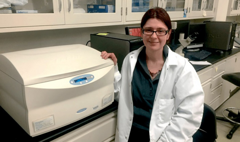 Duquesne professor develops nanomedicine
