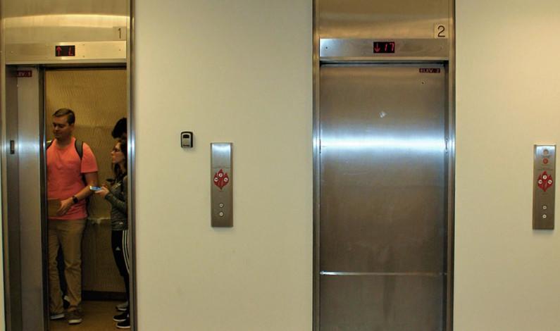 Residents stuck in Brottier elevators