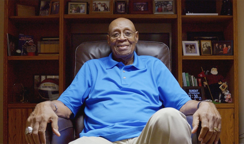 Former DU basketball player honored in documentary