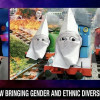 Strange NRA cartoon provokes outcry; discussion