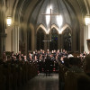 DU's three choirs impress at joint performance