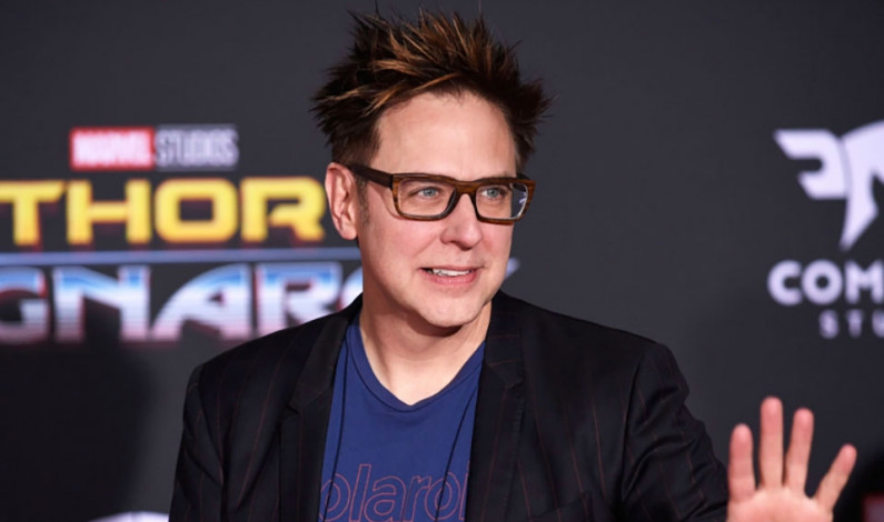 James Gunn writing <em>Suicide Squad 2</em> after Disney ousting