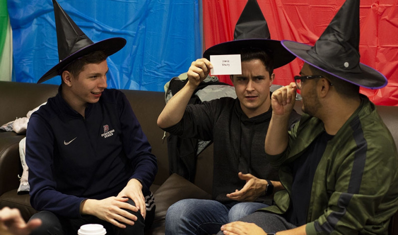 Hogwarts Happy Hour delights Potterheads