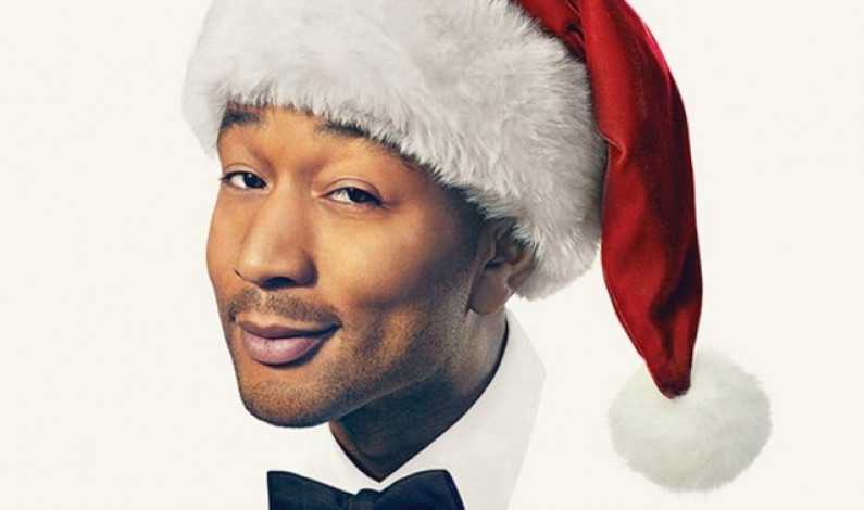 John Legend kick-starts holiday season with <em>A Legendary Christmas</em>